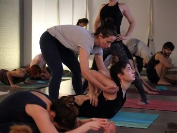 Семинар по Аштанга-йоге с Марией Шалимовой