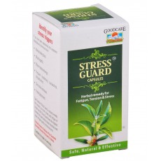 Капсулы Stress Guard Baidyanath (Стресс Гард Бадьянатх), 60 шт