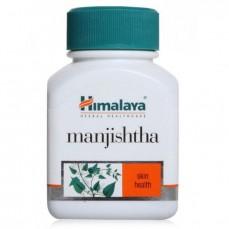 Таблетки Manjishtha Himalaya (Манжишта Хималая), 60 шт
