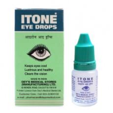 Капли для глаз ITONE (Айтон), 10 мл