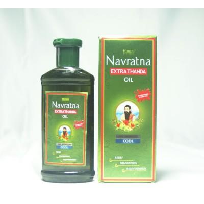 Масло аюрведическое Навартна красное для волос и тела (Navartna), 100 мл