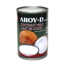 Молоко Кокосовое  AROY-D 60 %, 400 мл (жирность 17-19%)
