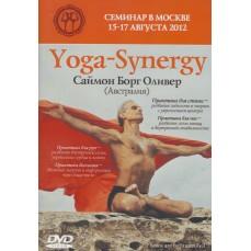 "DVD ""Борг Оливер Yoga-Synergy"""